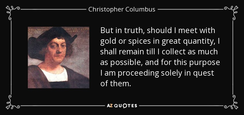 essay about christopher columbus as a villain Was christopher columbus really the hero that everyone perceived him as or was he really just a scoundrel who was not accepting of others and should we celebrate columbus day or should we not.