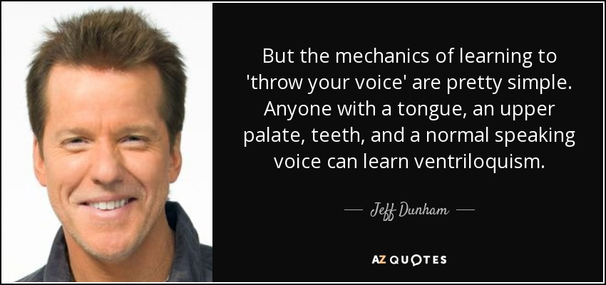 TOP 25 QUOTES BY JEFF DUNHAM