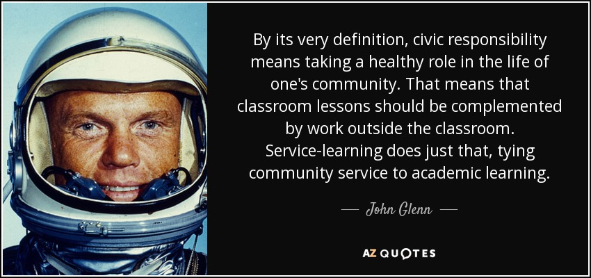 john glenn astronaut quotes - photo #4
