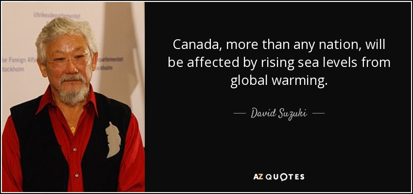 How does global warming affect other nations?