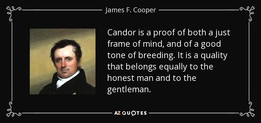 Breeding James Cooper