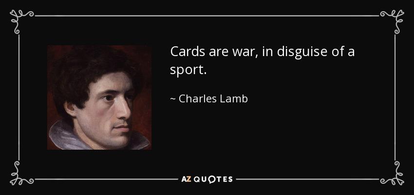 Charles Lamb?