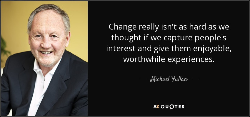 TOP 5 QUOTES BY MICHAEL FULLAN | A-Z Quotes