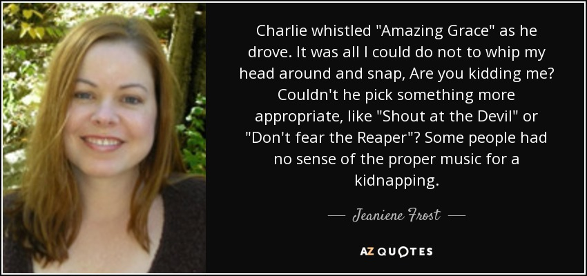 Charlie whistled