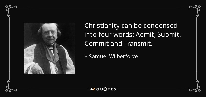 TOP 5 QUOTES BY SAMUEL WILBERFORCE