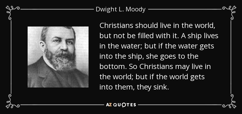 TOP 25 QUOTES BY DWIGHT L. MOODY (of 294) | A-Z Quotes