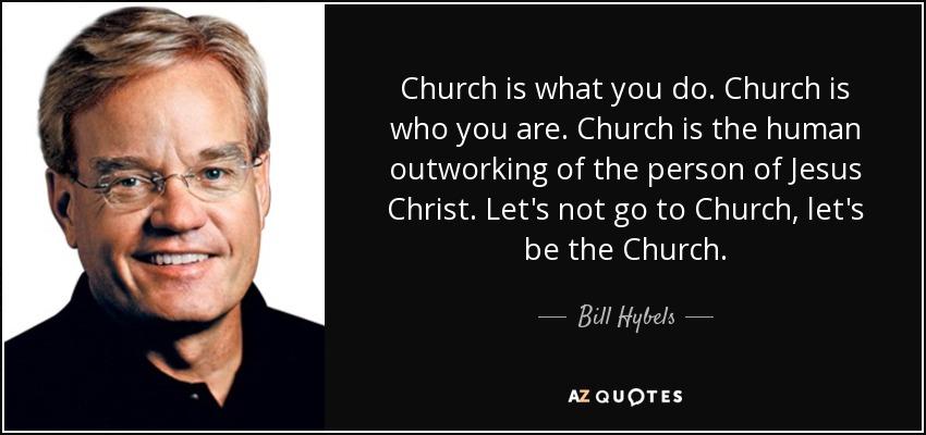 TOP 25 CHURCH QUOTES (of 1000) | A-Z Quotes