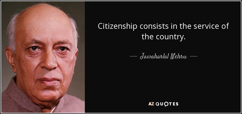 Citizenship Quotes Beauteous Top 13 Active Citizenship Quotes  Az Quotes