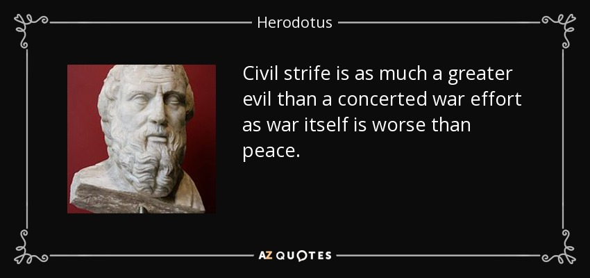 「herodotus civil strife」の画像検索結果