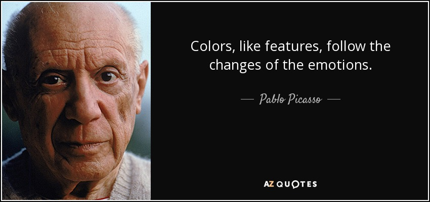 TOP 25 FAVORITE COLOR QUOTES | A-Z Quotes