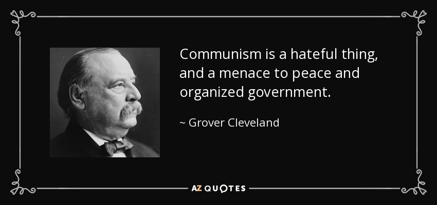 80 Quotes By Grover Cleveland Page 4 A Z Quotes