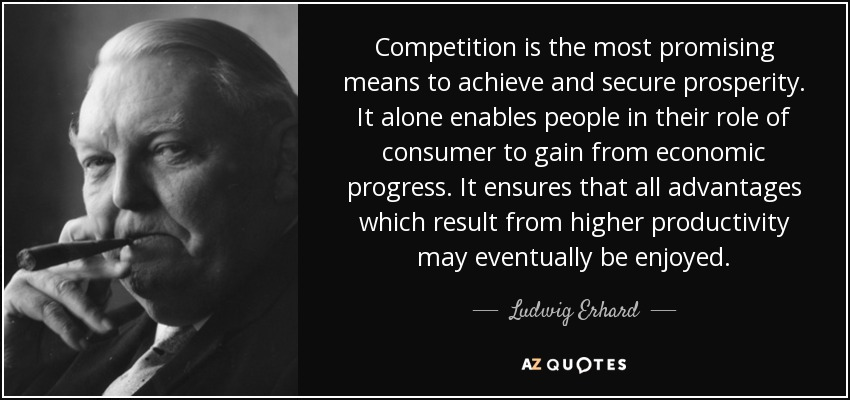 QUOTES BY LUDWIG ERHARD | A-Z Quotes