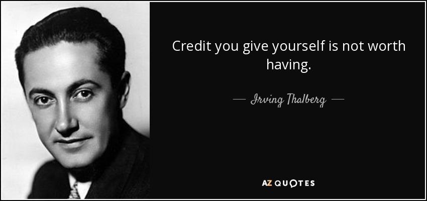 Top 11 Quotes By Irving Thalberg A Z Quotes