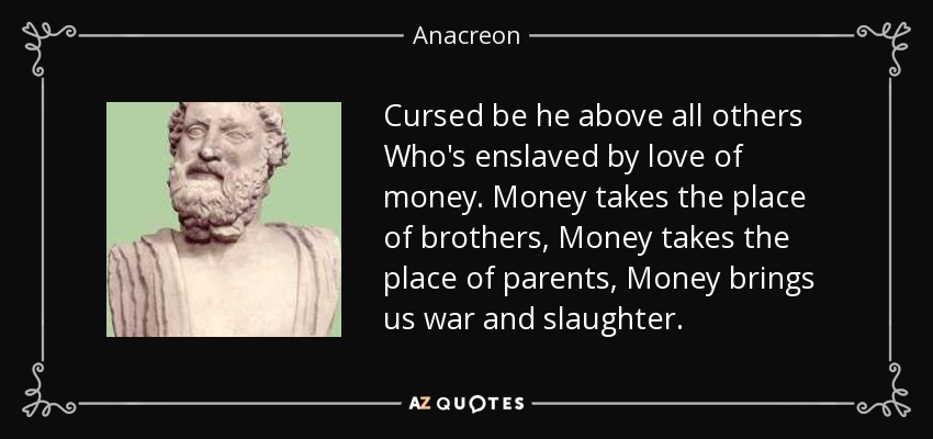 TOP 15 QUOTES BY ANACREON