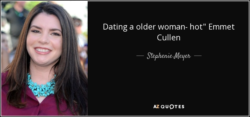 Dating a older woman- hot