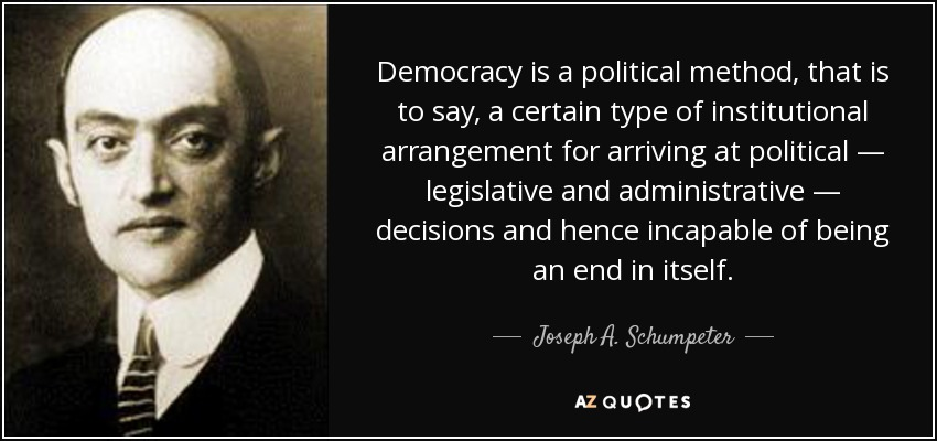 the fallacy of democracy as a political Why spain will never be a true democracy  spain will never become a real democracy in the absence of real political parties  this ought to be a fact in a real democracy the fallacy is.