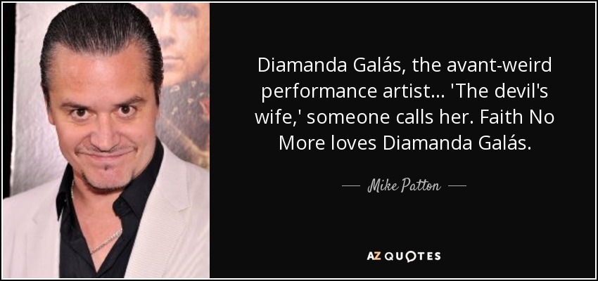 Mike patton wife