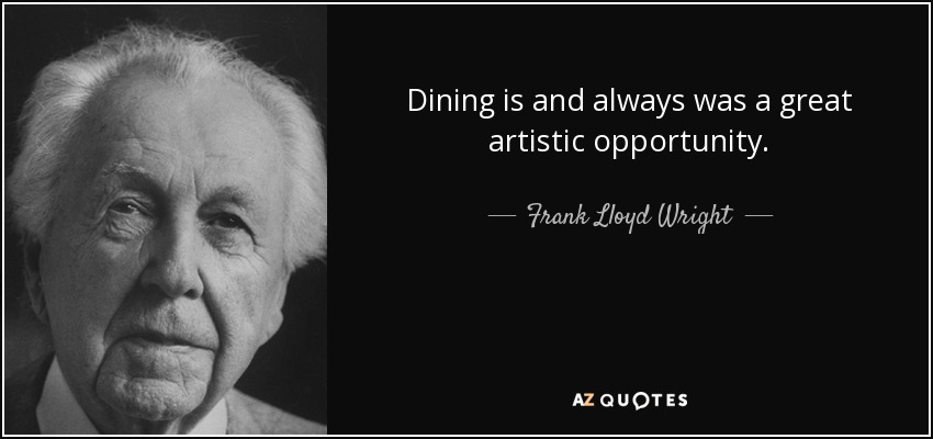 Top 25 Dining Quotes Of 179 A Z Quotes