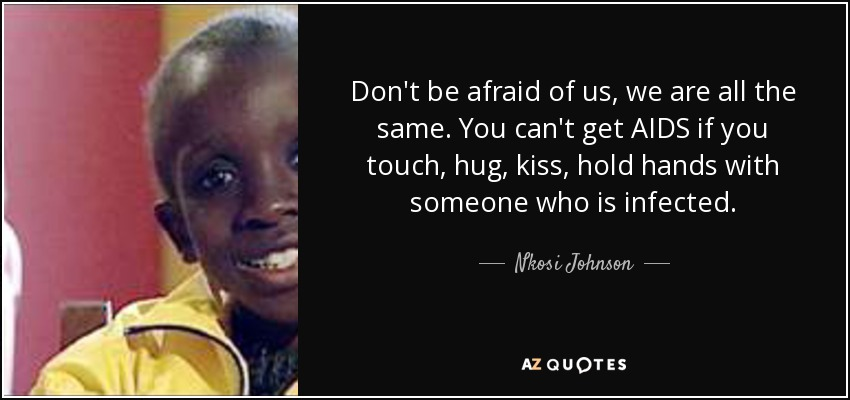 Image result for Nkosi Johnson