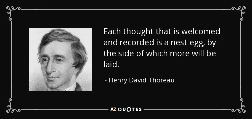 henry david thoreaus concept of government essay