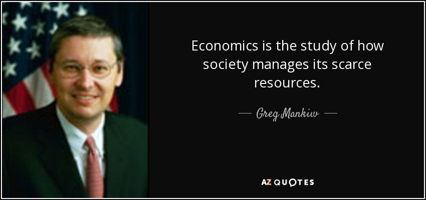 Quotes About The Economy: TOP 7 QUOTES BY GREG MANKIW