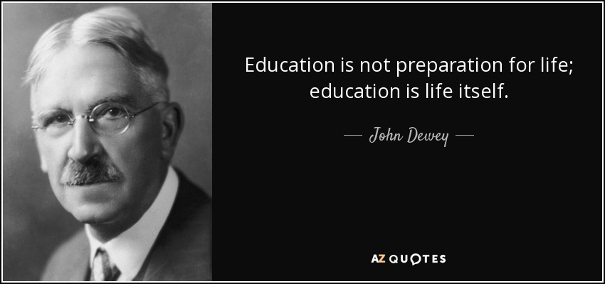 Top 25 Philosophy Of Education Quotes A Z Quotes