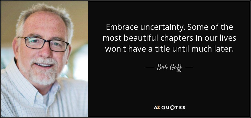 Top 25 Quotes By Bob Goff Of 187 A Z Quotes