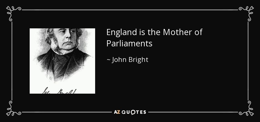 mother of parliaments Look at other dictionaries: mother of parliaments — noun the british parliament, the model for many other parliaments australian english dictionary.
