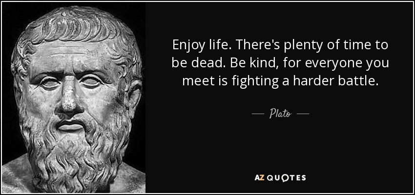 the life and times of plato An overview of life and work of plato and the influence of his thought of western philosophy and science.