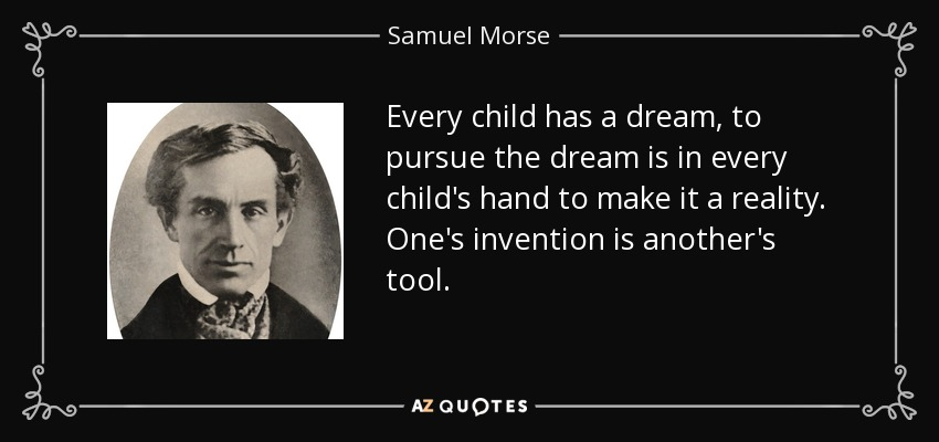 TOP 13 QUOTES BY SAMUEL MORSE