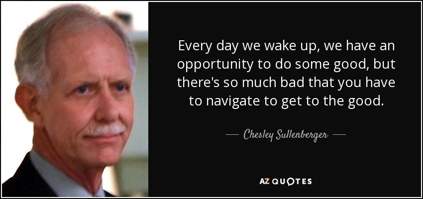 TOP 60 QUOTES BY CHESLEY SULLENBERGER AZ Quotes Stunning Sully Quotes