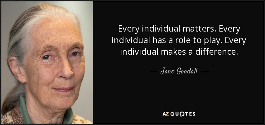 top 25 quotes by jane goodall of 283 a z quotes