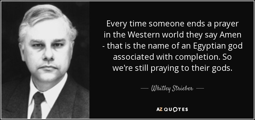 Top 19 Quotes By Whitley Strieber A Z Quotes