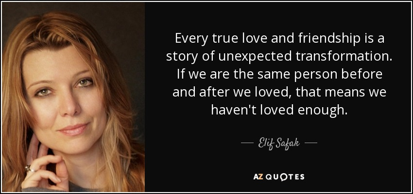 Top 25 Quotes By Elif Safak Of 84 A Z Quotes