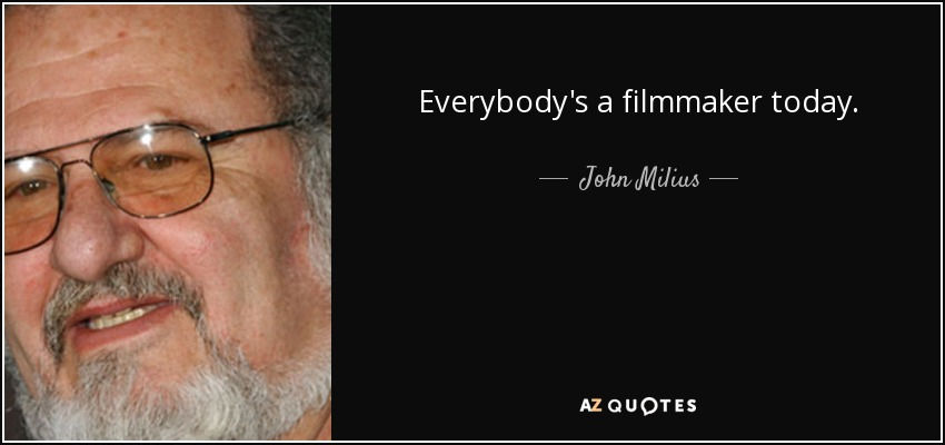 john milius documentary