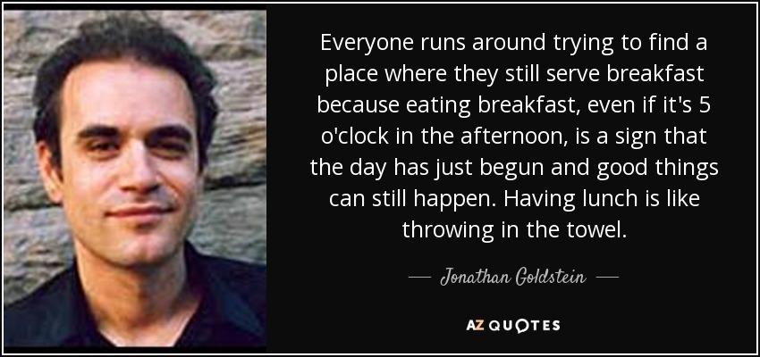 jonathan goldstein wiki