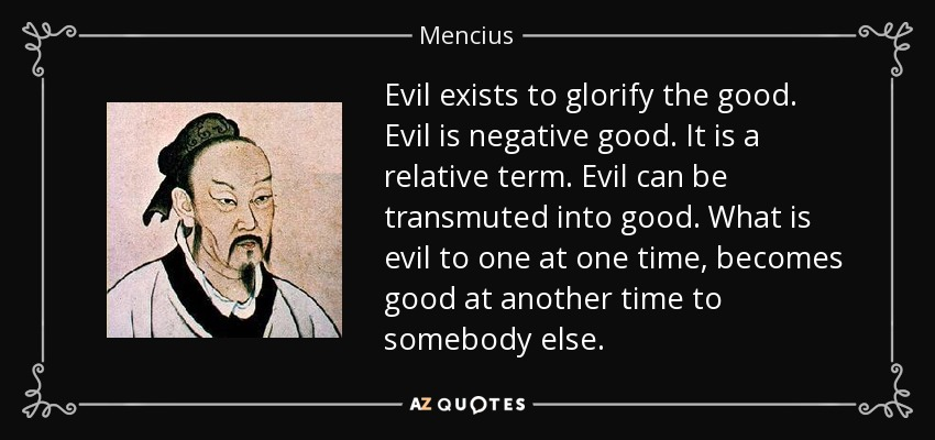 mencius vs confucius Mengzi 孟子 master meng is a collection of stories of the confucian philosopher  meng ke 孟軻 (385-304 or 372-289 bce, latinized as mencius) and his.