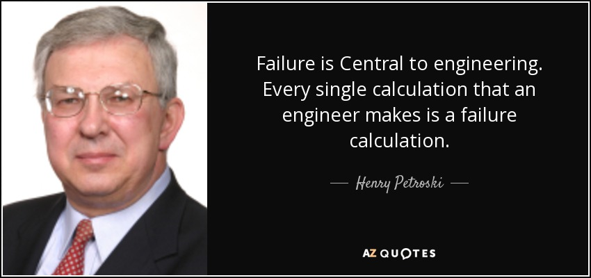 a failure quotes