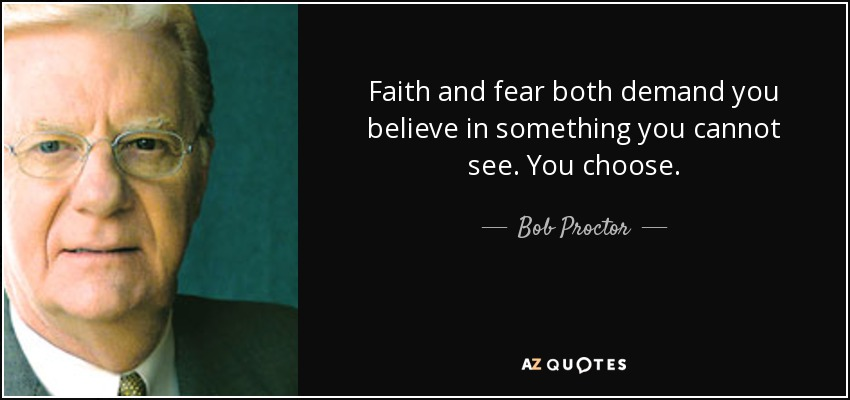 Top 23 Fear And Faith Quotes A Z Quotes
