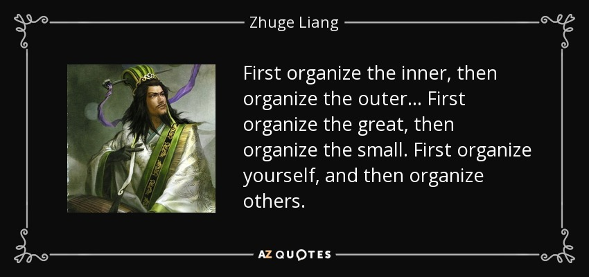 Top 15 Quotes By Zhuge Liang A Z Quotes