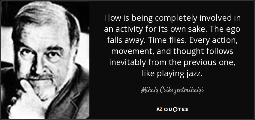 TOP 25 QUOTES BY MIHALY CSIKSZENTMIHALYI (of 177) | A-Z Quotes