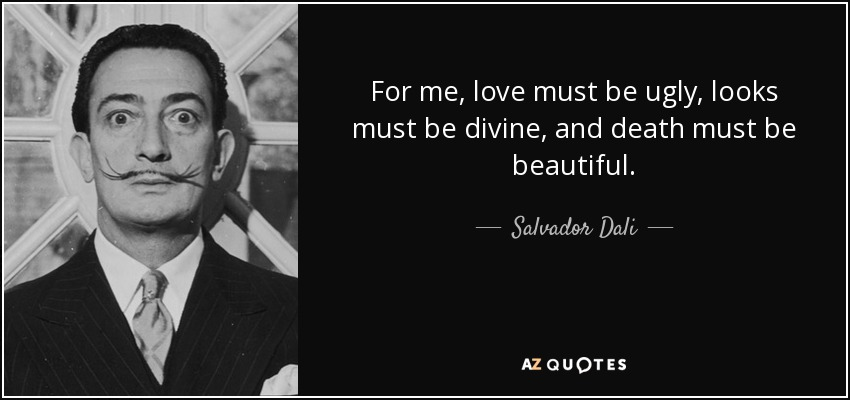 Salvador Dali Quotes New 48 QUOTES BY SALVADOR DALI [PAGE 48] AZ Quotes