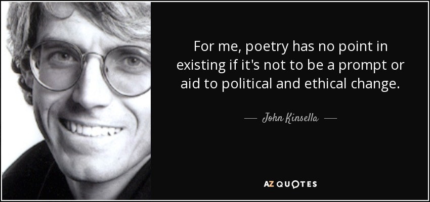 John Kinsella quotes