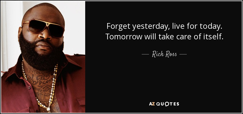 Top 25 Quotes By Rick Ross Rapper Of 59 A Z Quotes