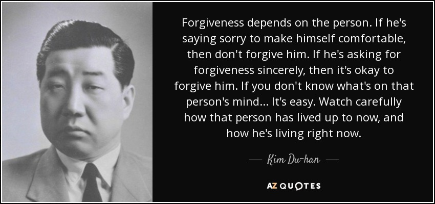 ASKING FOR FORGIVENESS QUOTES [PAGE - 3] | A-Z Quotes