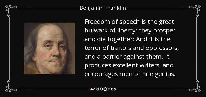 Great speech writers