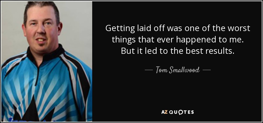 QUOTES BY TOM SMALLWOOD | A-Z Quotes