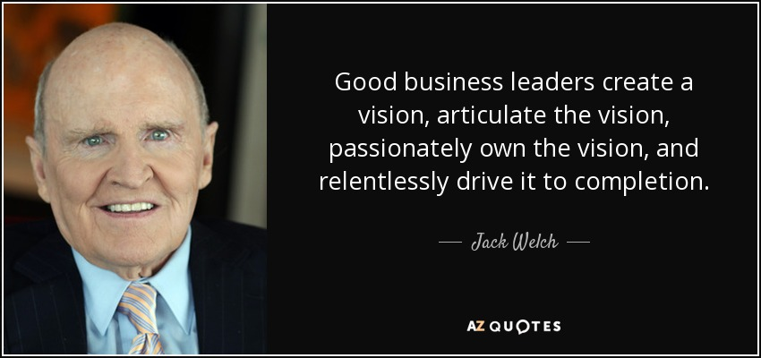 TOP 25 BUSINESS LEADERSHIP QUOTES (of 61) | A-Z Quotes