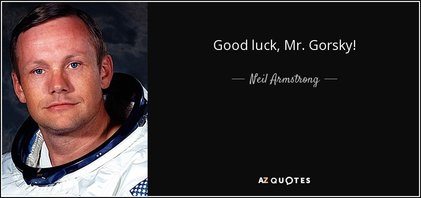 Neil Armstrong Quote Gallery | WallpapersIn4k.net