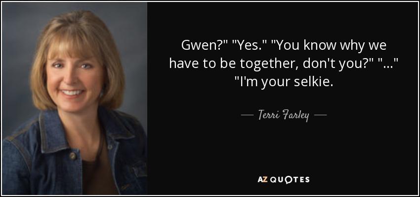 Gwen?